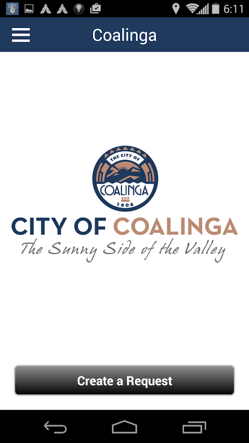 City of Coalinga Mobile- screenshot