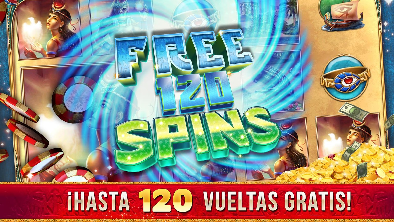 casino free games cleopatra