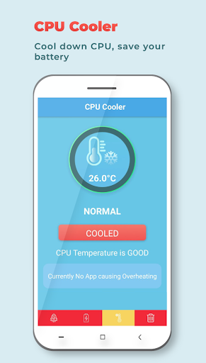 Crystal Cleaner - Boost & Clean 1.3 app download 3