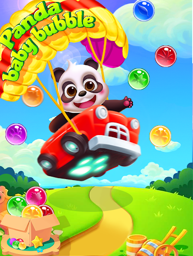 Little Panda Bubble 1.0 screenshots 2