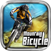 Mountain Bicycle Simulator 2D