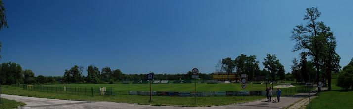 Photo: boisko i hala MOSIR-u Sosnowiec na Niwce