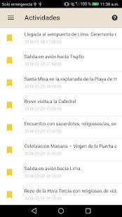 El Papa en Perú - náhled