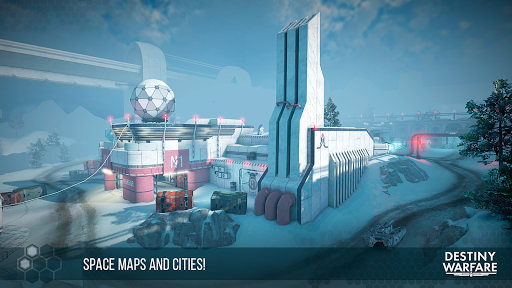 Destiny Warfare: Sci-Fi FPS 1.1.5 screenshots 19