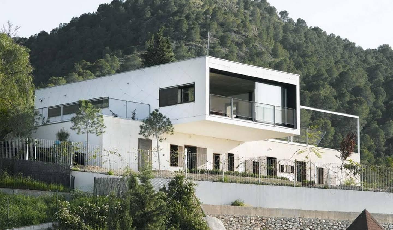 Villa avec piscine et jardin Murcie