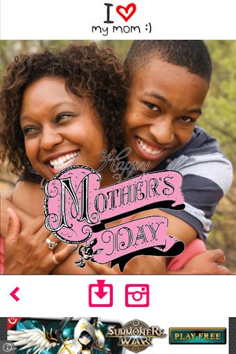 玩攝影App|我愛我的媽媽免費|APP試玩