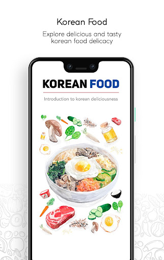 Korean Recipes 26.0.1 screenshots 1
