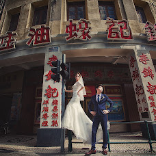 Wedding photographer KUO HO (kuohhostudio). Photo of 13.01.2015