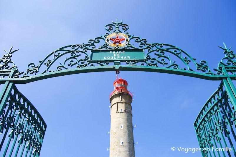 Grand phare, belle ile