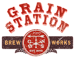 Logo for Grain Station Brew Works
