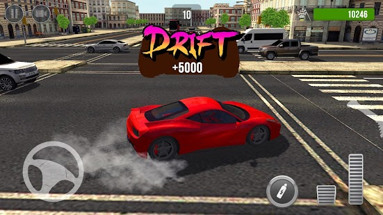 Drift Racing X- screenshot thumbnail