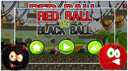 Escape Red Ball apkmind screenshots 1