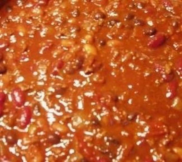Sweet & Spicy Chocolate Chili Recipe