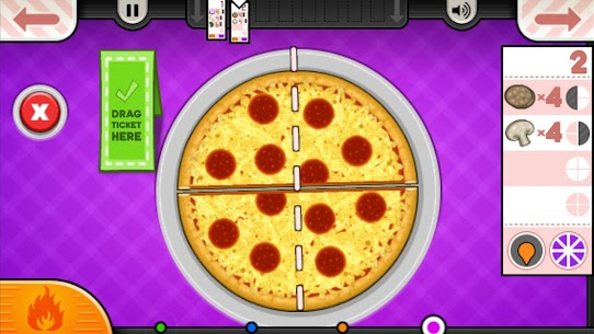 Descargar Papa's Pizzeria To Go! Para PC ✔️ (Windows 10/8/7 o Mac) 4