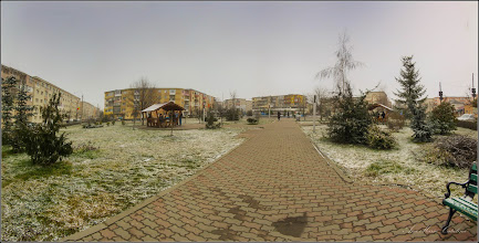 Photo: Str. Tineretului - Parcul Teilor - 2018.02.06