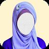 Throwback Hijab Styles Photo Editor APK