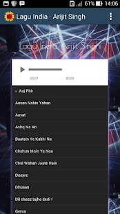Lagu India - Arijit Singh - náhled