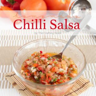 Homemade Chilli Salsa