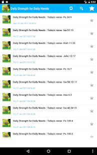 Daily Strength for Daily Needs- screenshot thumbnail