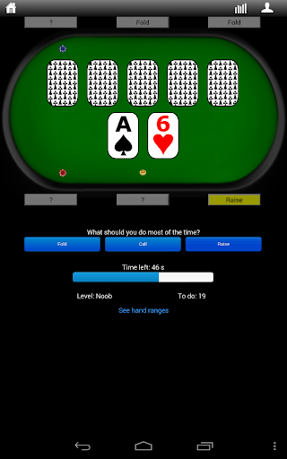 Poker Hands Trainer 3.0.4 screenshots 6