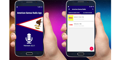 c99253c70 Radio American Samoa – All American Samoa Radio - التطبيقات ...