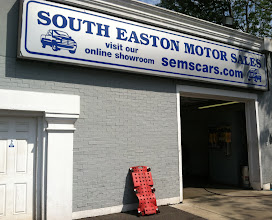 Photo: South Easton Motor Sales, Inc. in South Easton, MA proudly displaying their BBB Accreditation