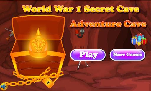 Adventure Game Treasure Cave 7