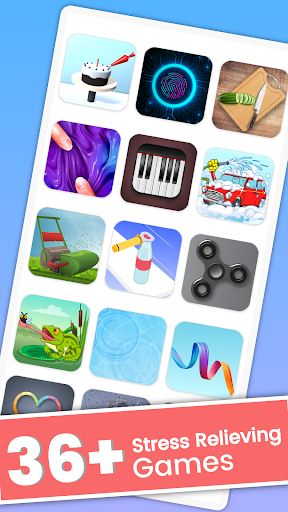 AntiStress, Relaxing, Anxiety & Stress Relief Game apkmr screenshots 18