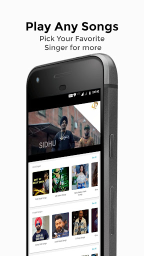 Sidhu Moose Wala All Video Songs 2.1 screenshots 1