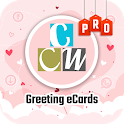 Greeting Cards, Frames, Wishes Images Maker by CCW icon
