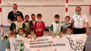 Natación Almería lograba el triunfo en la categoría prebenjamín.