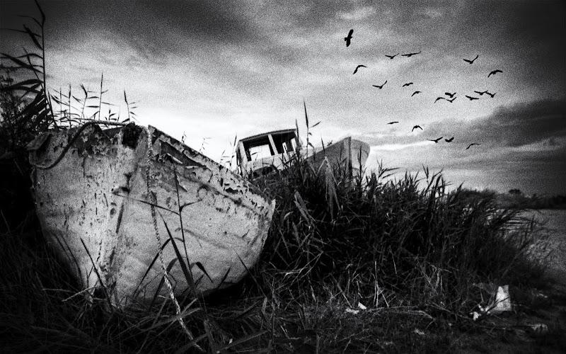 Cimitero di barche di renzodid