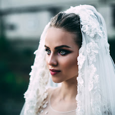 Wedding photographer Andrey Yurev (HSPJ). Photo of 04.12.2018