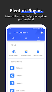 All-In-One Toolbox MOD APK [Pro Features Unlocked] Storage/Cache Cleaner 8