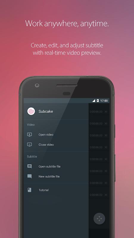 Download Subcake - Add Subtitle to Video, Subtitle Maker APK