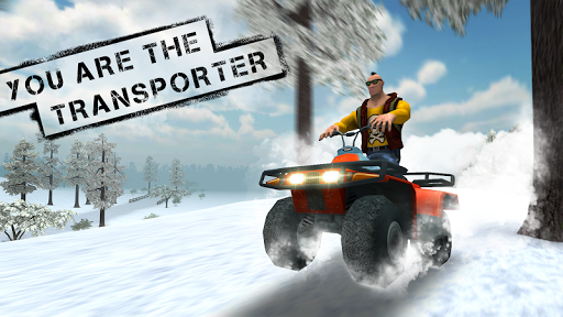 4x4 ATV Winter - screenshot