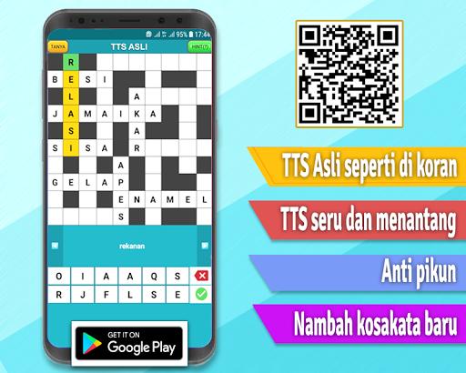TTS Asli - Teka Teki Silang Pintar 2020 Offline 1.0.11 screenshots 9