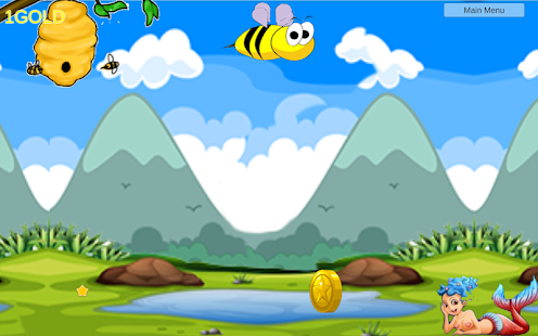 arı vız vız oyunu - náhled