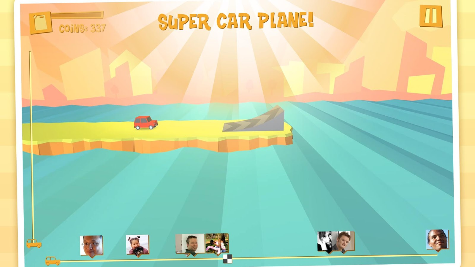 Super Car Plane!- screenshot