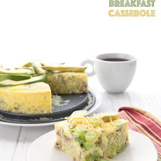 Instant Pot Keto Breakfast Casserole Recipe