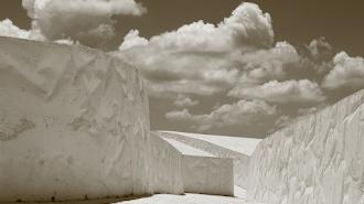 Fotografía obra de Carmen Ruiz de Apodaca, correspondiente a su serie Metafísica.