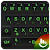 Neon Green Keyboard Theme file APK Free for PC, smart TV Download
