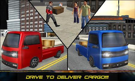 Mini Driver Truck Transport 3D 1.0.1 screenshot 62150
