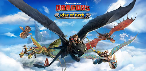 Dragons: Rise of Berk - Apps on Google Play