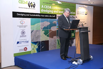 Photo: Dipl. Ing. Rewert Wurpts, CEDA President, opens the conference