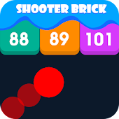 Shooter Brick Breaker : Ball Zombie