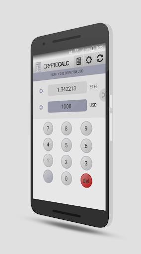 Crypto Currency & Bitcoin Calculator  screenshots 4