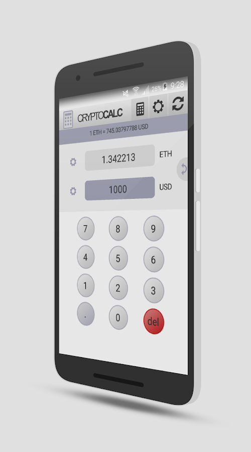 Crypto Currency Calculator 4