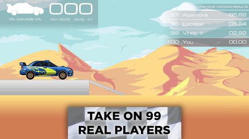 Pixel Rally apkmind screenshots 1