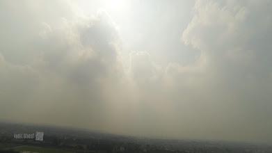 Photo: FPV air pollution